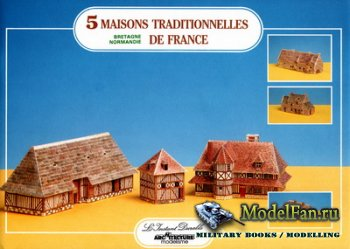 L'Instant Durable №7 - 5 Maisons Traditionnelles de France