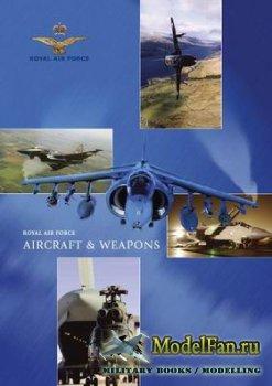 Royal Air Force - Aircraft & Weapons (Brian Handy)