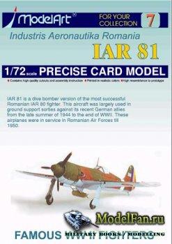 ModelArt - IAR 81