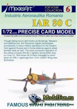 ModelArt - IAR 80C
