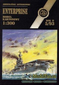 Halinski - Model Kartonowy 5/1993 - Uss Enterprise