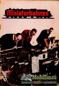 Miniaturbahnen Nr. 7/1949