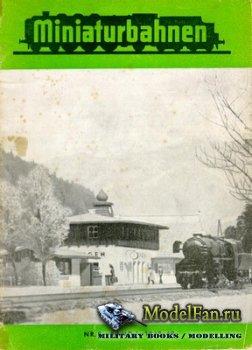 Miniaturbahnen Nr. 8/1949