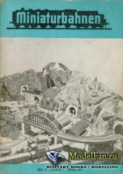 Miniaturbahnen Nr. 9/1949