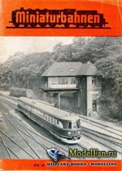 Miniaturbahnen Nr. 10/1949