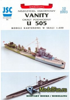 JSC 071 - HMS Vanity & Submarine U 505