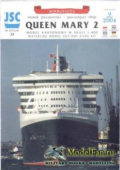 JSC 077 - Liner SS Queen Mary II