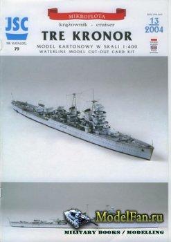 JSC 079 - Heavy Cruiser Tre Kronor