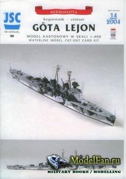 JSC 080 - Heavy Cruiser Gota Lejon