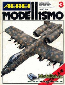 Aerei Modellismo №3 1980