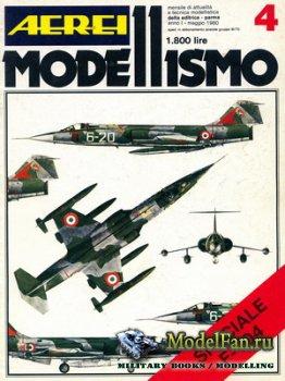 Aerei Modellismo №4 1980