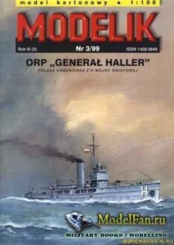 Modelik 3/1999 - ORP ''General Haller''