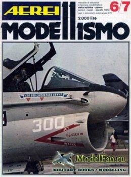 Aerei Modellismo №6/7 1980
