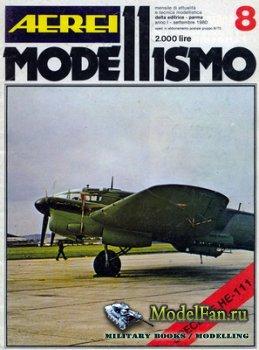 Aerei Modellismo №8 1980