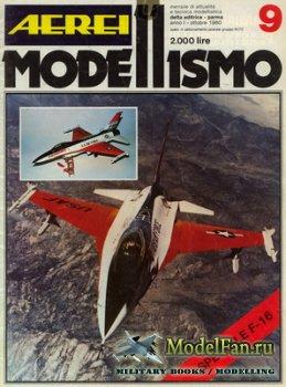 Aerei Modellismo №9 1980