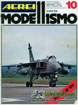 Aerei Modellismo №10 1980