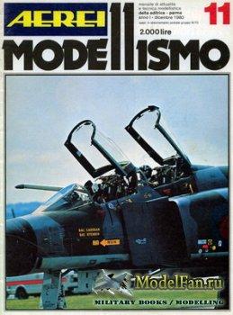 Aerei Modellismo №11 1980