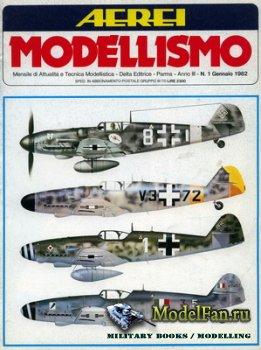 Aerei Modellismo №1 1982