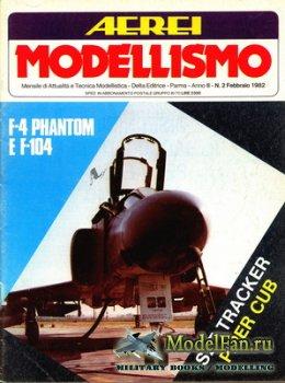 Aerei Modellismo №2 1982