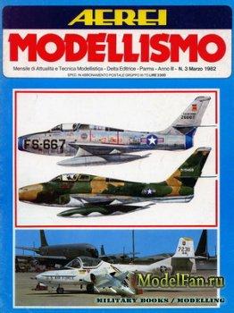 Aerei Modellismo №3 1982