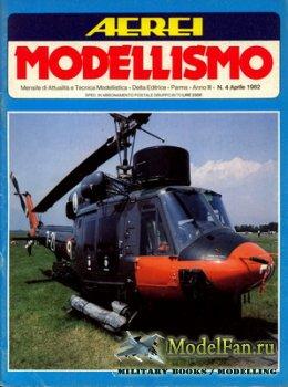 Aerei Modellismo №4 1982