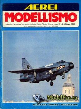 Aerei Modellismo №6 1982