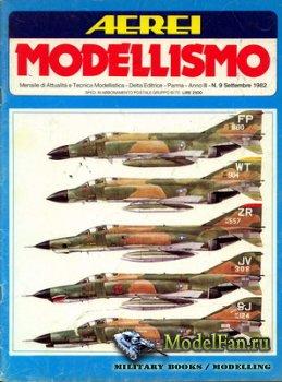 Aerei Modellismo №9 1982