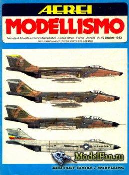 Aerei Modellismo №10 1982