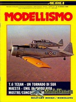 Aerei Modellismo №10 1986