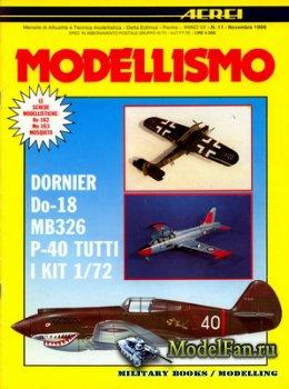 Aerei Modellismo №11 1986