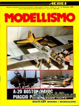 Aerei Modellismo №12 1986
