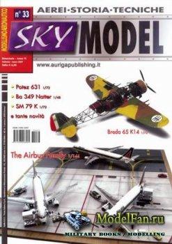 Sky Model №33 2007