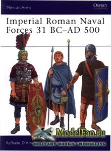 Osprey - Men-at-Arms 451 - Imperial Roman Naval Forces 31 BC–AD 500