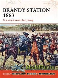 Osprey - Campaign 201 - Brandy Station 1863: First step towards Gettysburg