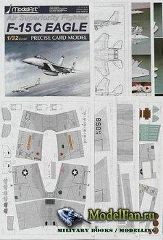 ModelArt - F-15C Eagle