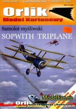 Orlik 014 - Sopwith Triplane