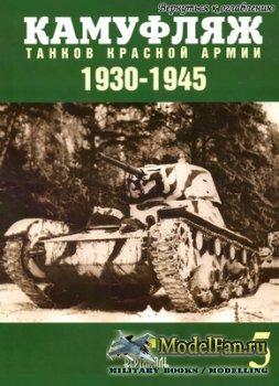 Армада-вертикаль №5 - Камуфляж танков Красной Армии 1930 - 1945