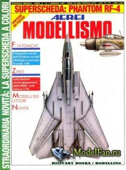 Aerei Modellismo №1 1989