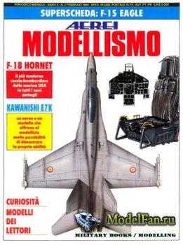 Aerei Modellismo №2 1989