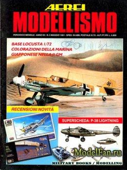 Aerei Modellismo №5 1991