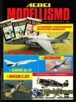 Aerei Modellismo №10 1991