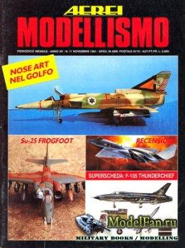 Aerei Modellismo №11 1991