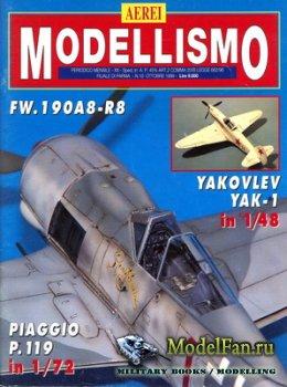 Aerei Modellismo №10 1999