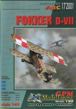 GPM 190 - Fokker D.VII