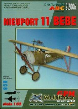 GPM 245 - Nieuport 11 Bebe