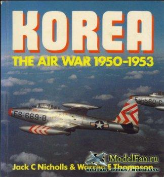 Osprey - Aerospace - Korea. The Air War 1950-1953