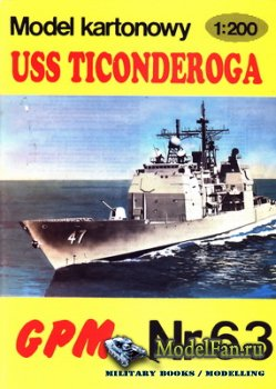 GPM 063 - USS Ticonderoga