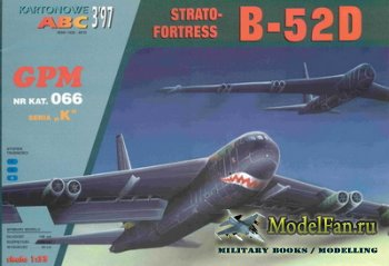 GPM 066 - B-52D Stratofortress