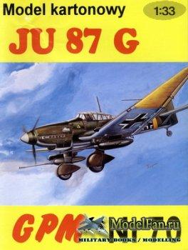 GPM 070 - Ju 87G