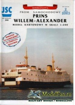 JSC 244 - Prins Willem-Alexander